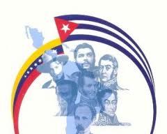 CUBA VENEZUELA PATRIA GRANDE FRENTE A EEUU